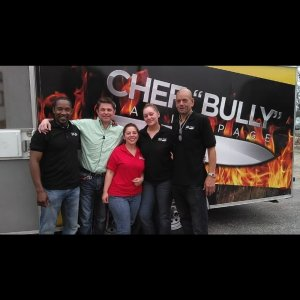 Chef Bully and his crew.