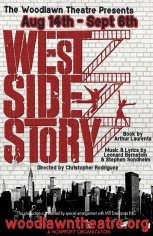 Online Flyer For West Side Story