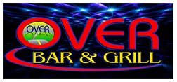 The Over Bar and Grill Logo