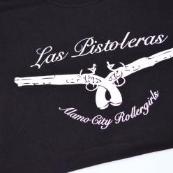 Alamo City Rollergirls Las Pistoleras T-Shirt