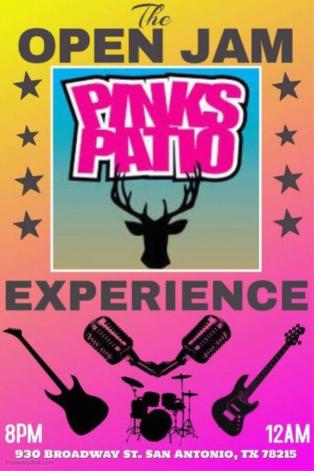 Jake Castillo Trio at Pinks Patio